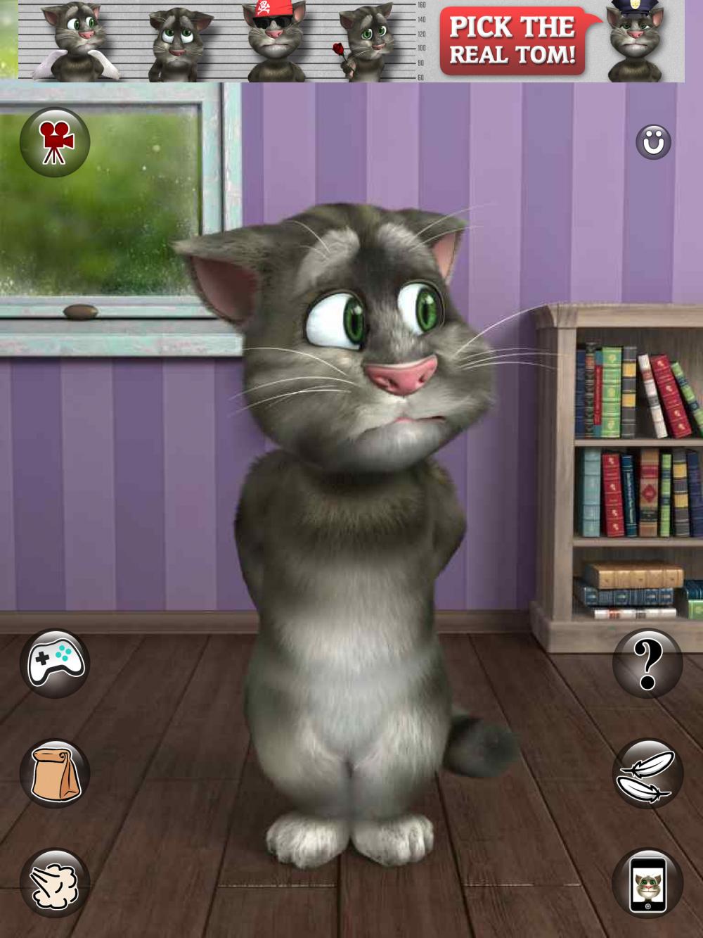 Андроид Говорящий Кот Скачать