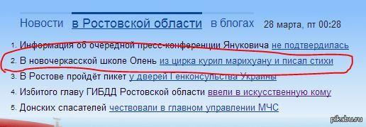 Новости в россии мутанты