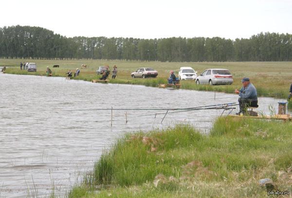 рыболовные места егорьевского района