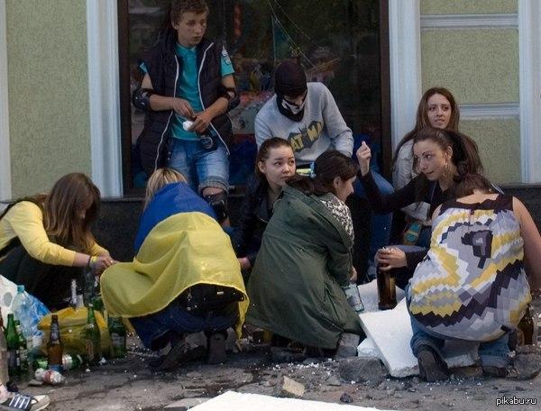 Украина: секта в масштабах одного государства