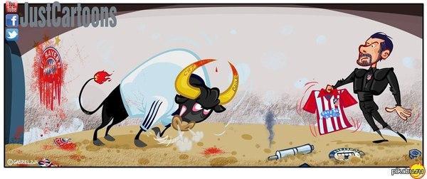 Карло Анчелотти, Лига чемпионов, Реал Мадрид, Диего Симеоне, Атлетико