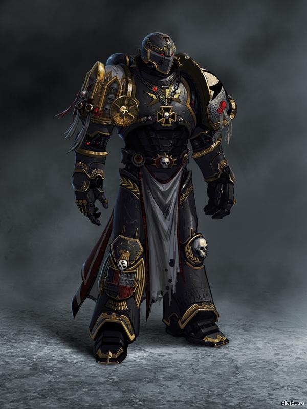 Чемпион Императора   Warhammer 40k, Black Templars, Champion