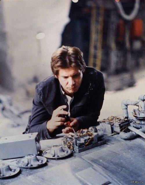 Харрисон Форд (1971)   star wars, Харрисон Форд, актеры
