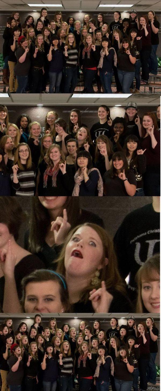 Групповое фото   фотошоп, фото, группа людей, девушки, немного длиннопост