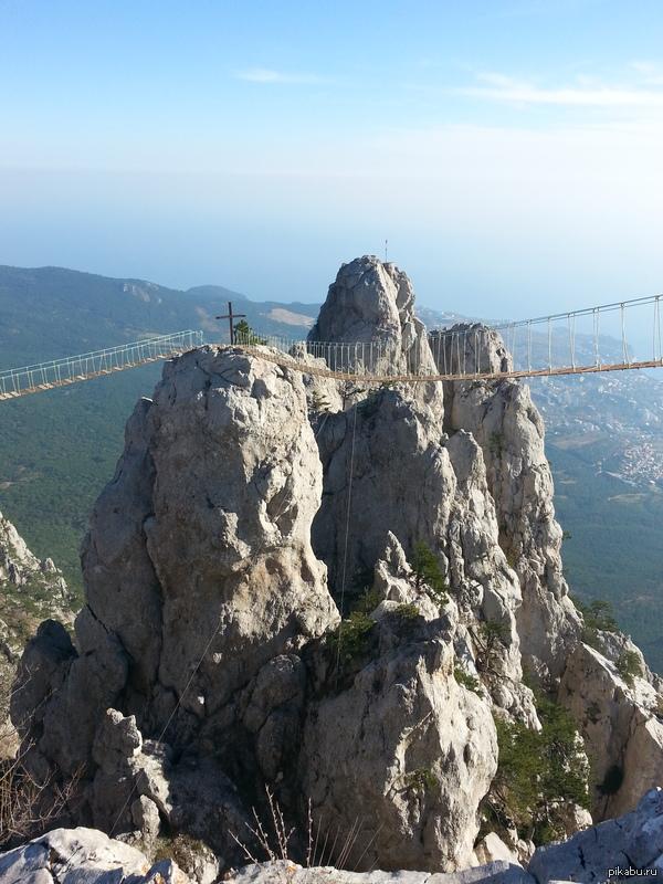 Ай-Петри , Крым 1234 метра над уровнем моря   Ай-Петри, Природа, Крым