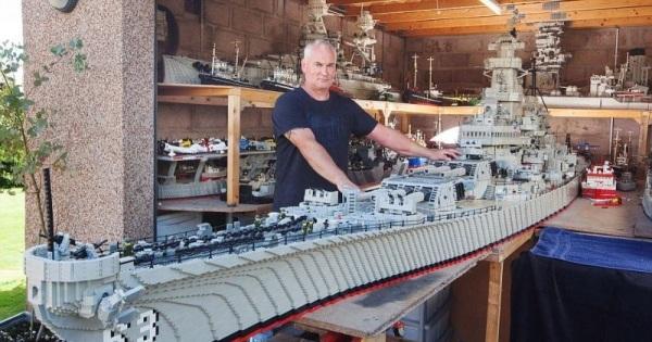 Как строят самые большие корабли в мире видео - Pumps.ru