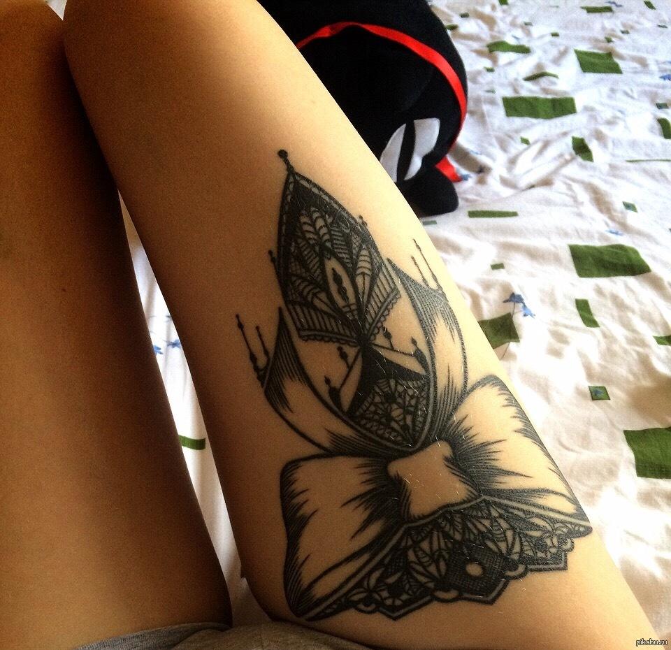 Татуировки для проституток 15 фотография