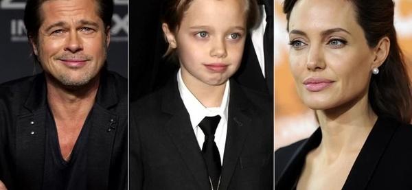 Анджелина Джоли Angelina Jolie фото  ThePlace