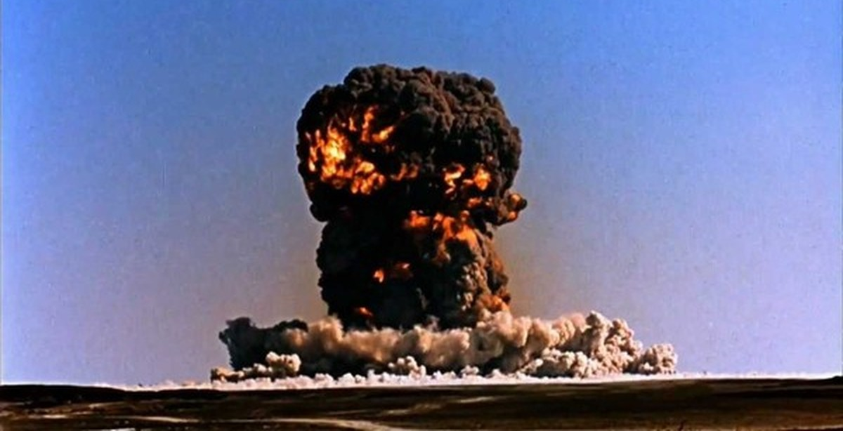 nuclear weopons testing essay