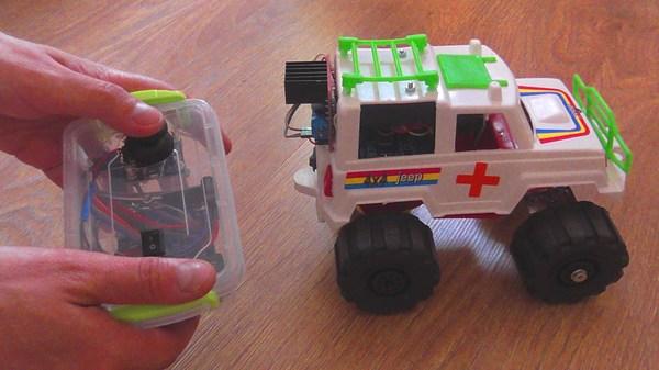Радиоуправляемые машины сделай сам своими руками